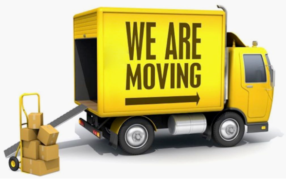 When Moving